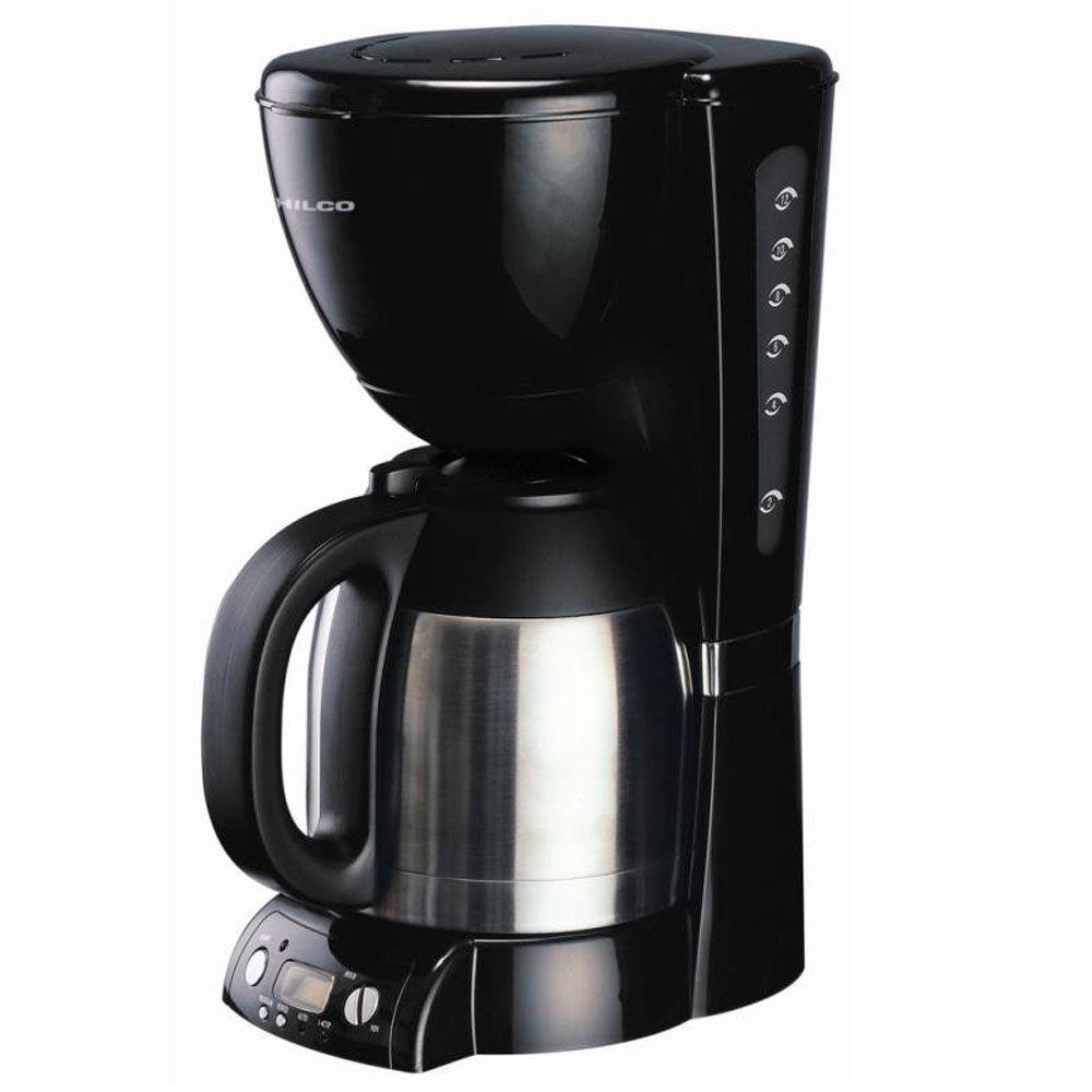 CAFETERA PHILCO INOXIDABLE DIGITAL/1,25LTS/1000W.