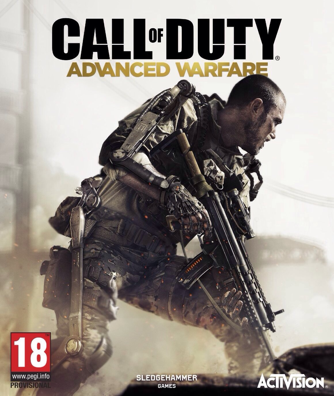 JUEGO PS4 CALL OF DUTY ADVANCE WARFARE