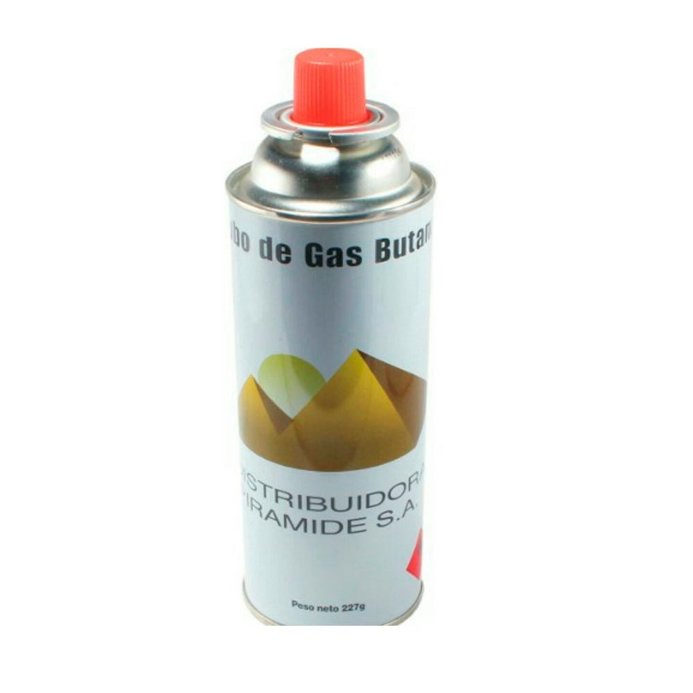 CARTUCHO GAS BUTANO.