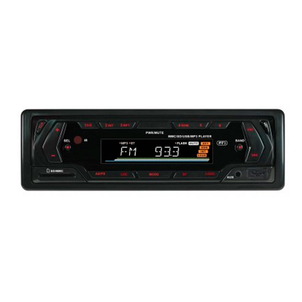 REPRODUCTOR DAIHATSU 25W MP3/USB/SD/AUX.