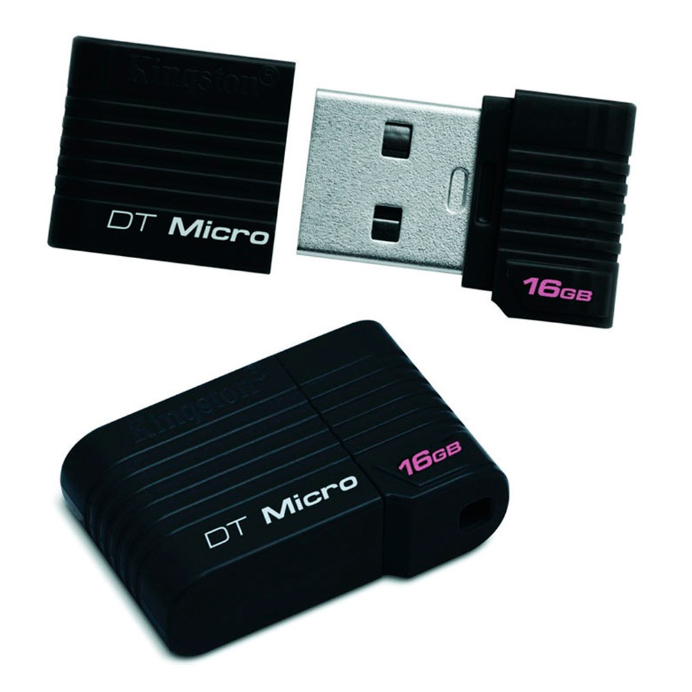 PENDRIVE KINGSTON MICRO 16GB