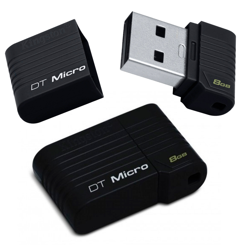 PENDRIVE KINGSTON MICRO 8GB