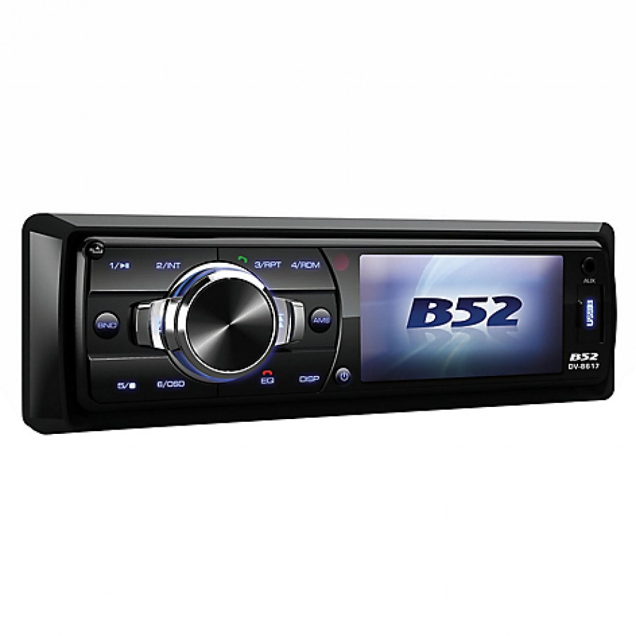 "REPRODUCTOR B52 52W/PANTALLA 3""/MP3/USB/SD/BLUETOOTH"