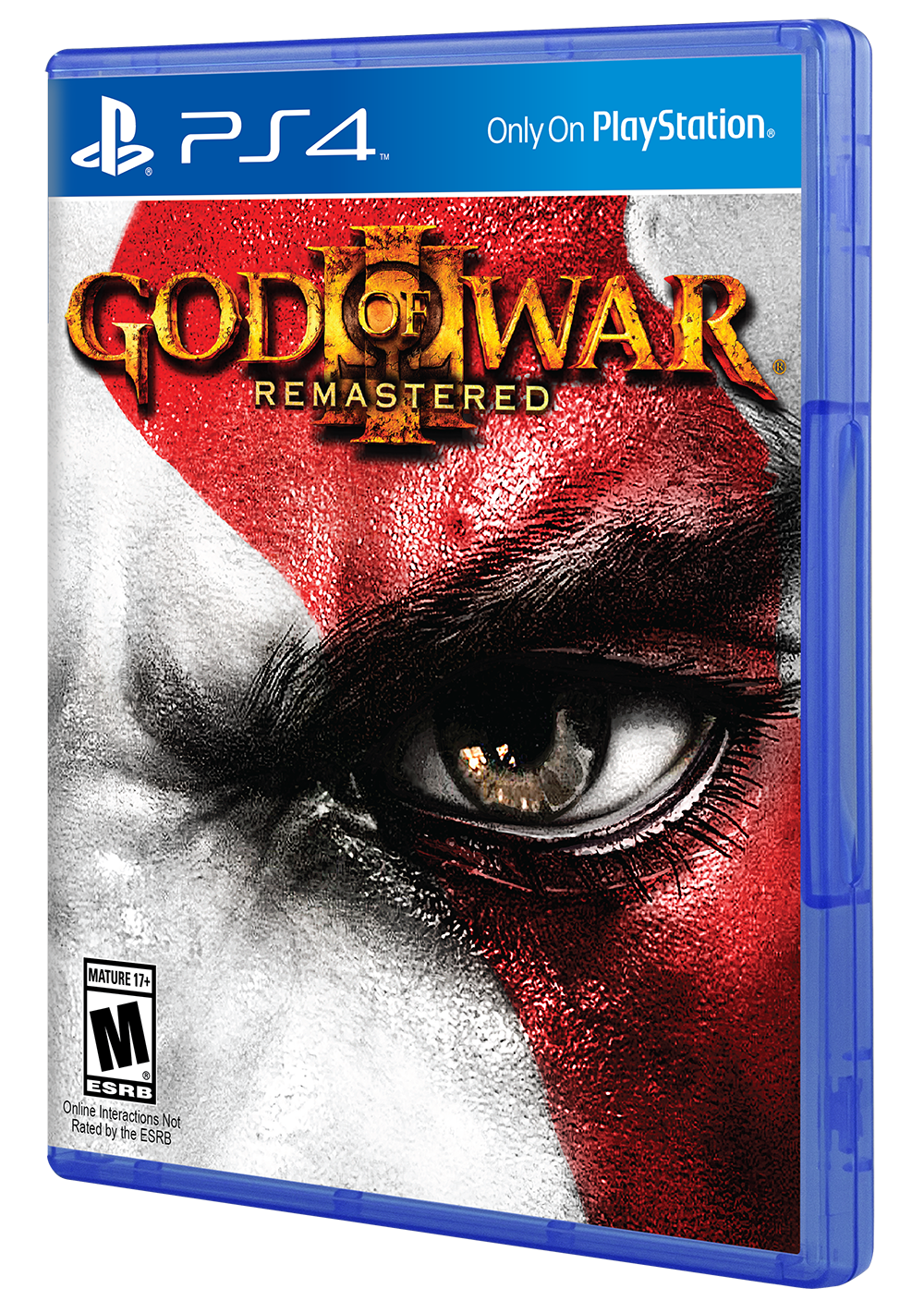 JUEGO PS4 GOD OF WAR 3 REMASTERIZADO