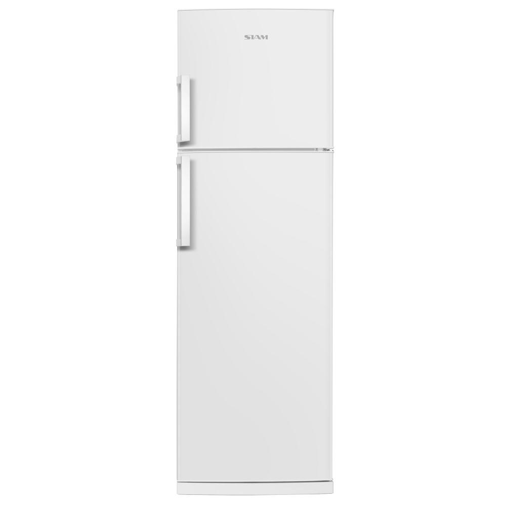 HELADERA SIAM NO FROST 325LTS/BLANCO.