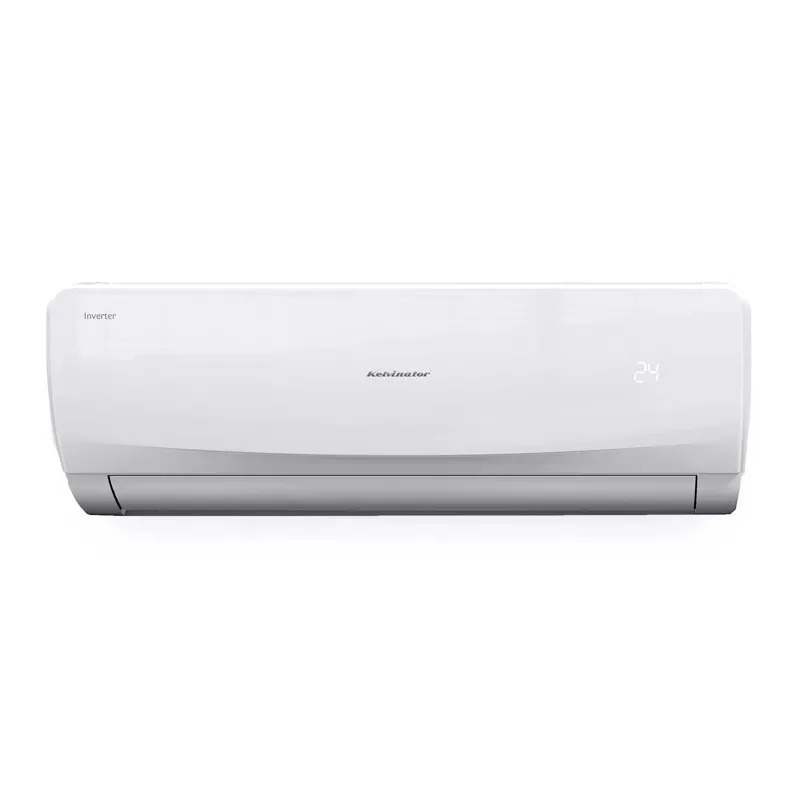 SPLIT KELVINATOR INVERTER 3500W FRIO/CALOR.