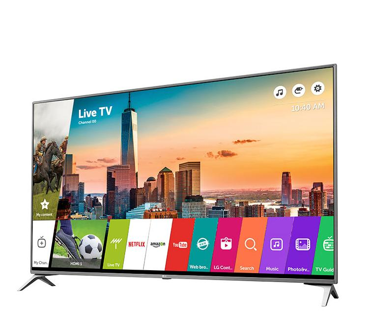 "SMART TV LED LG 49"" UHD-4K/HDR/WEBOS 3.5"