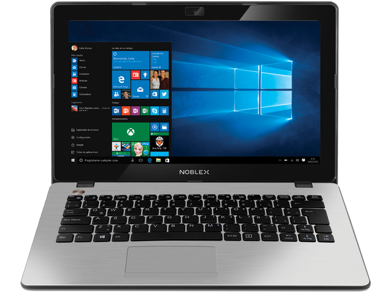 NOTEBOOK NOBLEX N14W202.