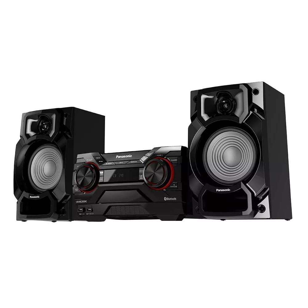 MINICOMPONENTE PANASONIC 4950W/CD/USB/BLUETOOTH.