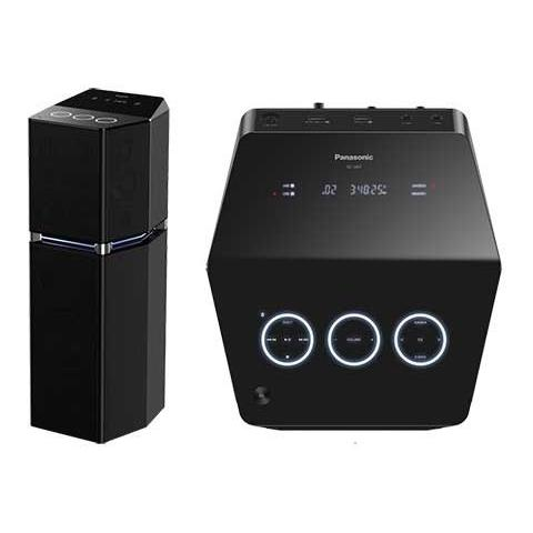 MINICOMPONENTE PANASONIC 1700W/CD/USB/MP3/BLUETOOTH.