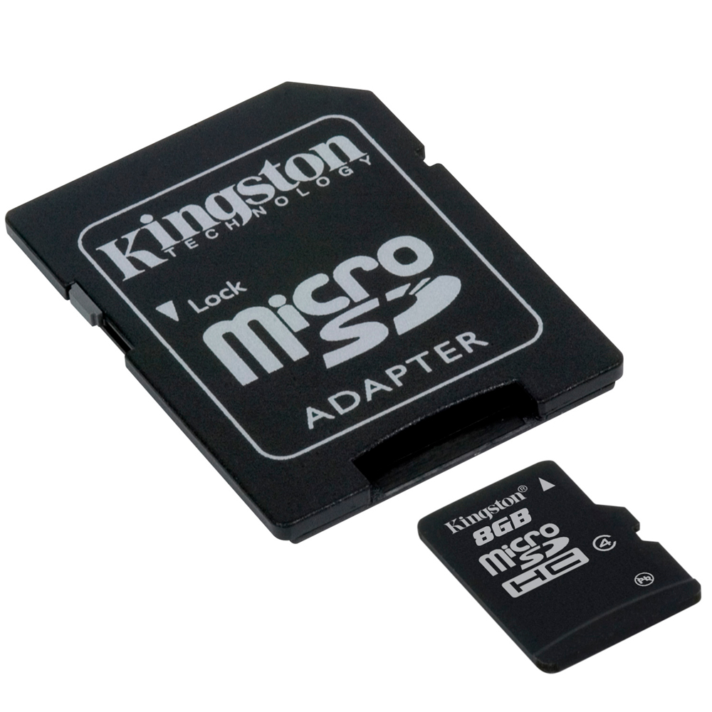 TARJETA SD KINGSTON 8GB