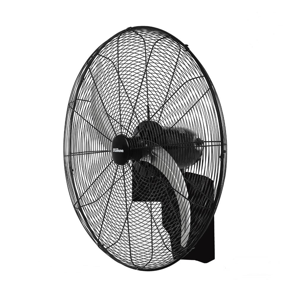 "VENTILADOR LILIANA INDUSTRIAL DE PARED 32"" PALAS METALICAS/280W."