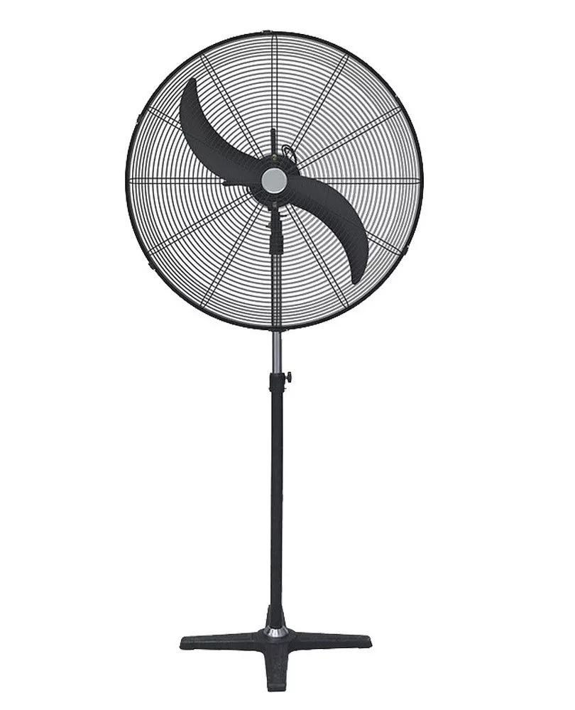 "VENTILADOR WINCO INDUSTRIAL 2EN1 DE PIE/PARED 30"" PALAS MET 180W"