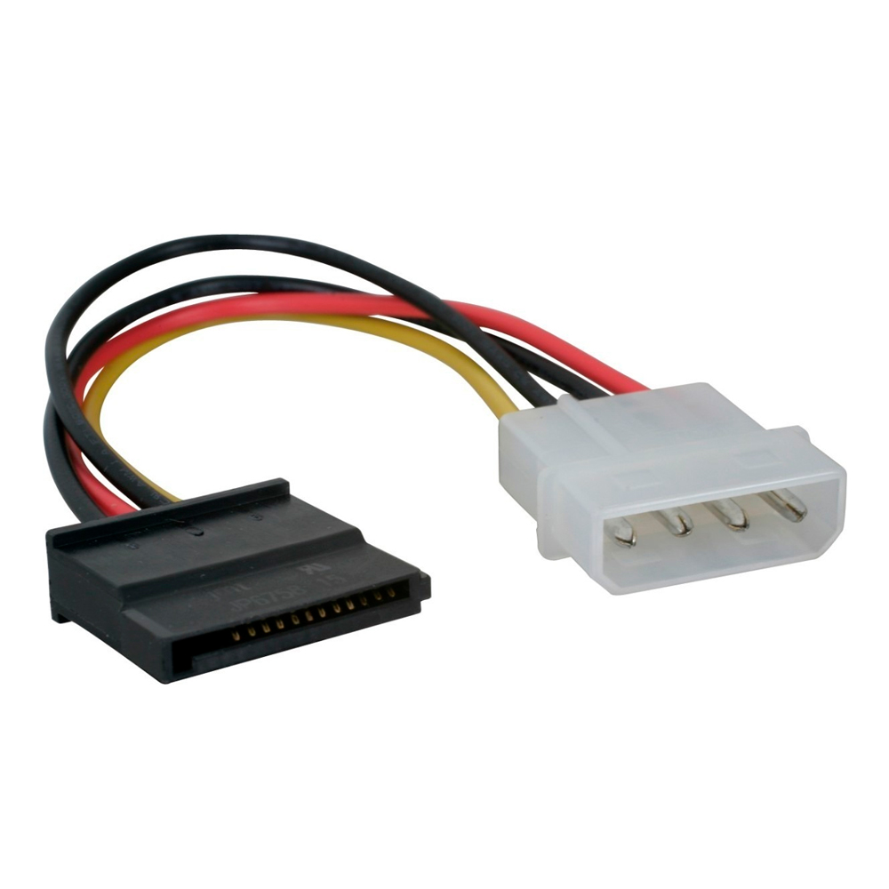 CABLE PARA SATA POWER.