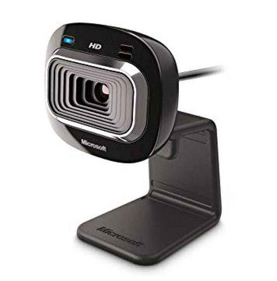 WEBCAM MICROSOFT LIFECAM HD CON MICROFONO.