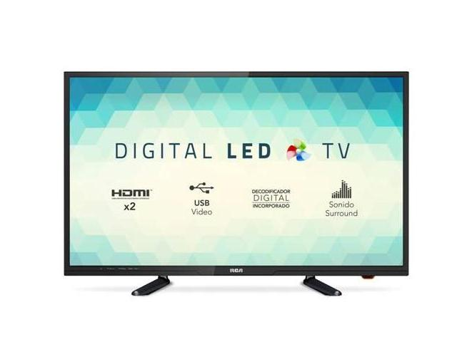 "TV LED RCA 32"" HD/USB/HDMI/TDA."