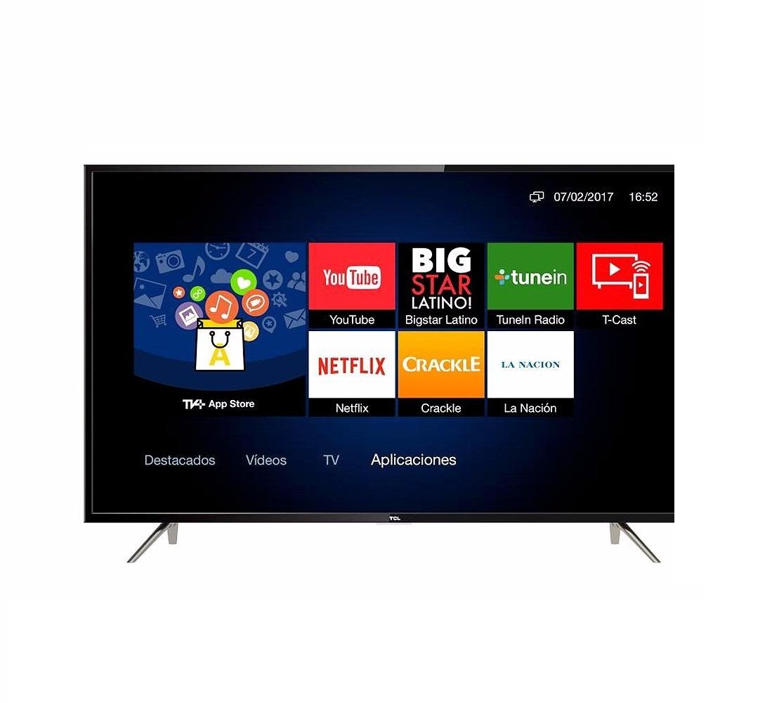 "SMART TV LED TCL 39""BLACK LIGHT FULLHD/USB/HDMI/TDA."
